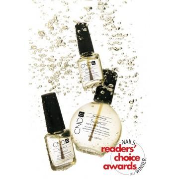 Solaroil CND Aceite uñas y cutículas 7,5 ml