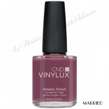 Married to the Mauve Vinylux CND 15ml