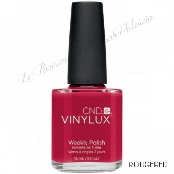 Rouge Red Vinylux CND 15ml