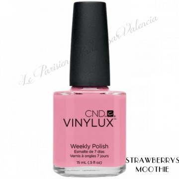 Strawberry Smoothie Vinylux CND 15ml