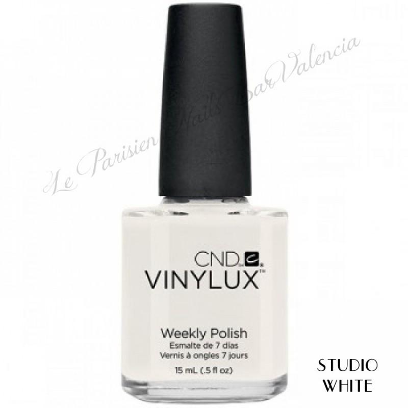 Studio White Vinylux CND 15ml