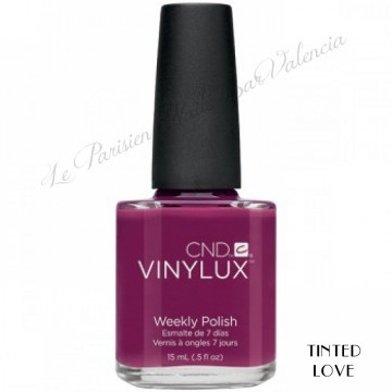 Tinted Love Vinylux CND 15ml