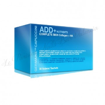 Complete Skin Collagen +HA Complemento Nutricional Germaine de Capuccini 30 sobres