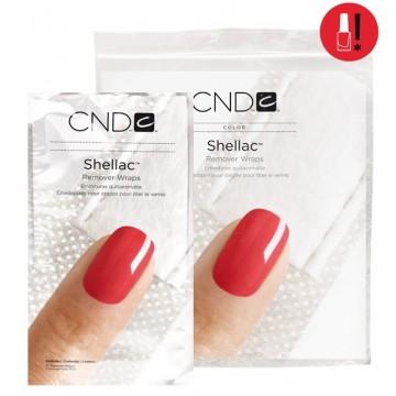 Envolturas Shellac 10ud CND