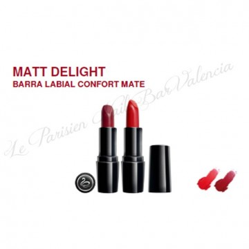 Matt Delight Barra Labial Confort Mate Germaine de Capuccini