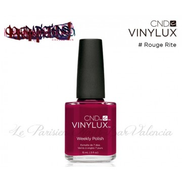 Rouge Rite Vinylux CND 15ml