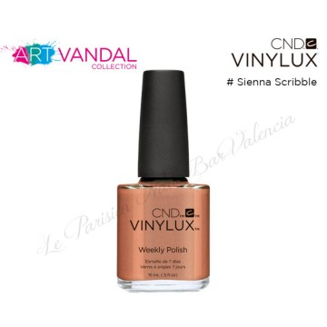 Sienna Scribble Vinylux CND 15ml