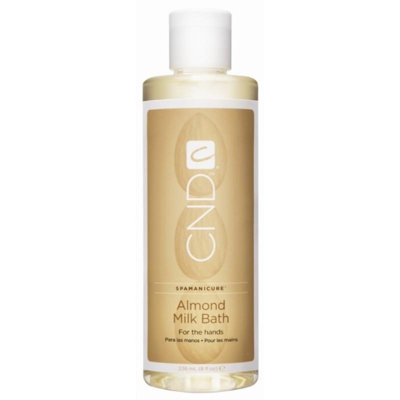 Aceite Hidratante CND Almond Milk Bath 236ml