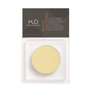 Lemon Cream Recambio Colorete en Polvo Compacto MUD