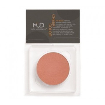 Soft Peach Recambio Colorete en Polvo Compacto MUD
