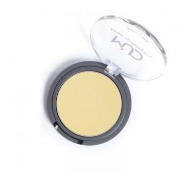 Lemon Cream Colorete en Polvo Compacto MUD