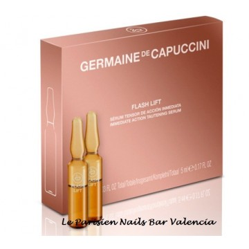 Flash Lift Serum Tensor Acción Inmediata 5x1ml Germaine de Capuccini