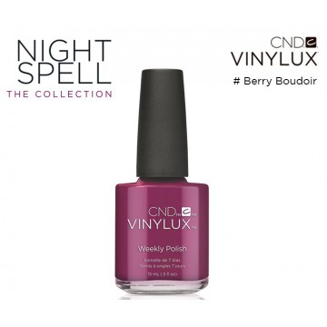 Berry Bodour Vinylux CND 15ml