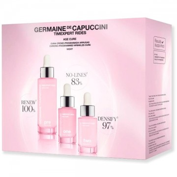 Pack Timexpert Rides Age Cure Triple Serum Germaine de Capuccini