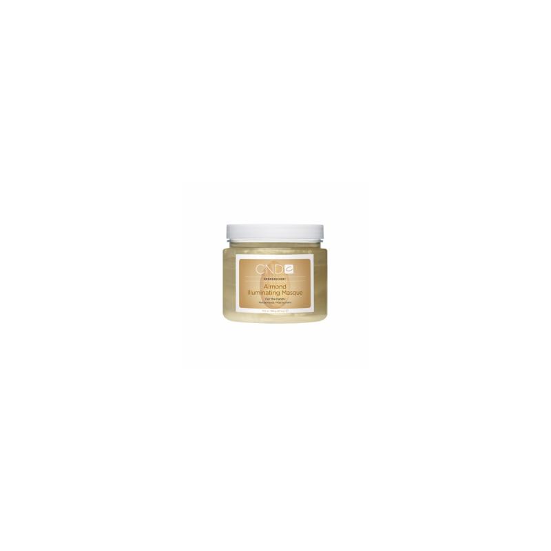 Almond Illuminating Mask  Mascarilla 378g CND