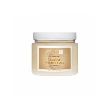 Almond Moisture Scrub Exfoliante 445g CND