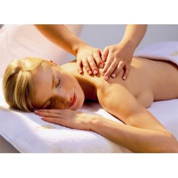 Peeling y Masaje de Espalda