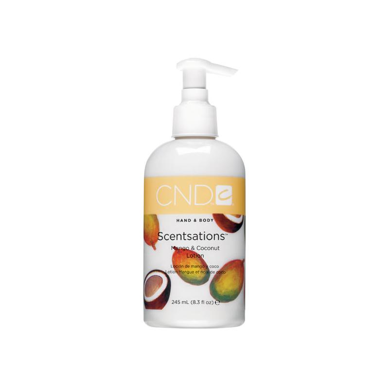 Loción Hidratante Scentsations Coco y Mango 245 ml CND