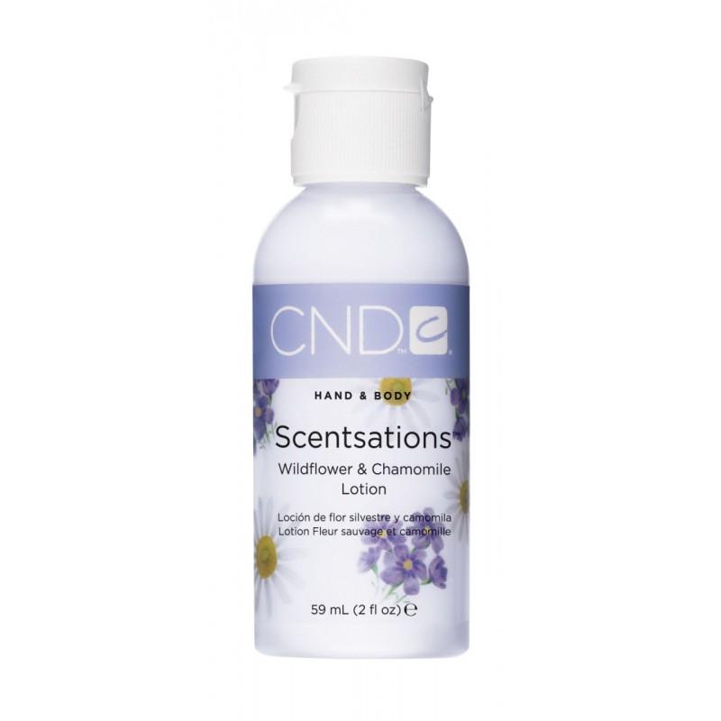 Loción Hidratante Scentsations Flores Silvestres CND 59ml