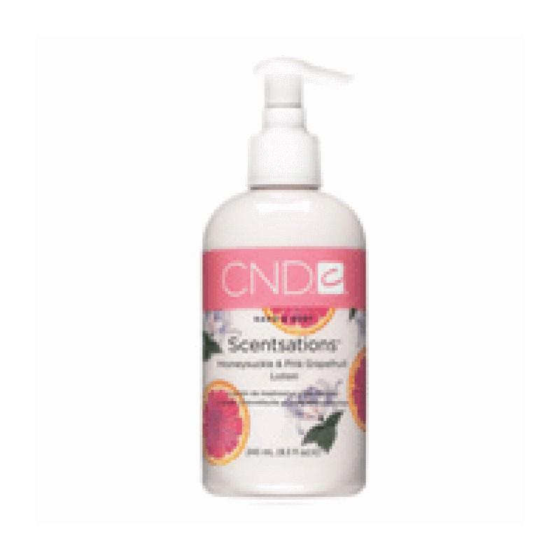 Loción Hidratante Scentsations Madreselva y Pomelo 245 ml CND