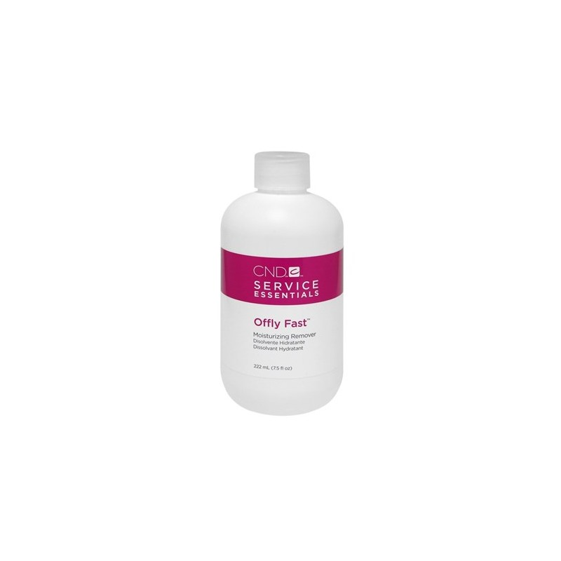 Quitaesmaltes Nourising Remover Offly Fast DCND 236ml