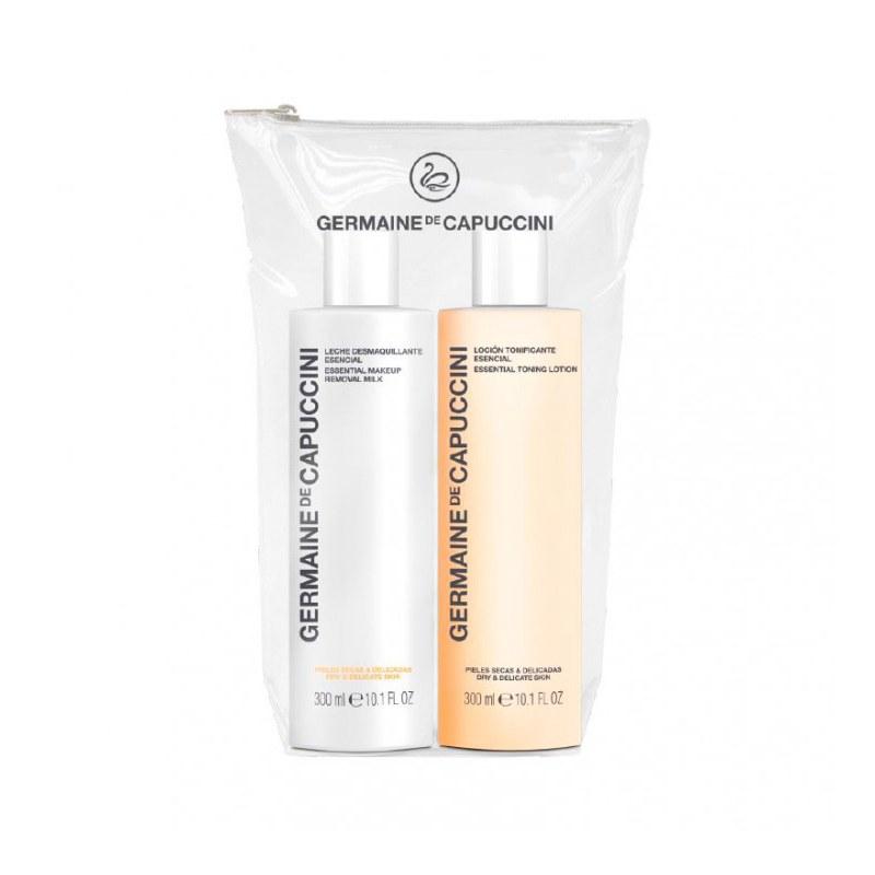 Confort Skin Duo Pieles Secas y Delicadas Germaine de Capuccini Edición Limitada