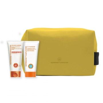 Pack Protector Solar Crema SPF50 + Regalo Aftersun y Neceser Germaine de Capuccini