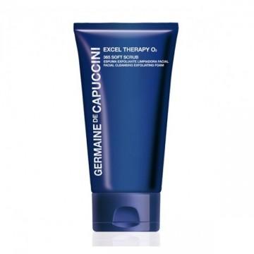 365 Soft Scrub Espuma Exfoliante Limpiador Facial Germaine de Capuccini 150ml