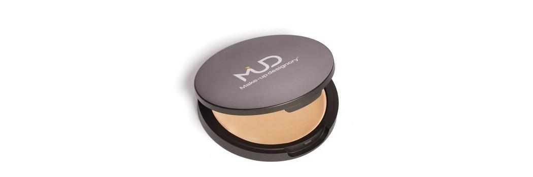 Maquillaje en Crema MUD